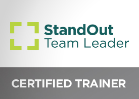Image of StandOut Team Leader certified trainer