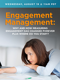 Image of Engagement Management event