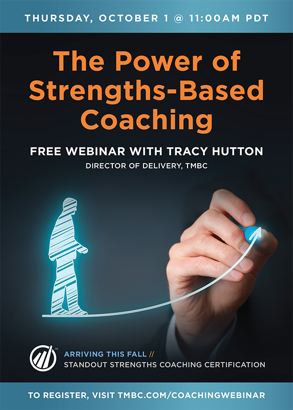 Image of The Power of Strengths-Based Coaching event