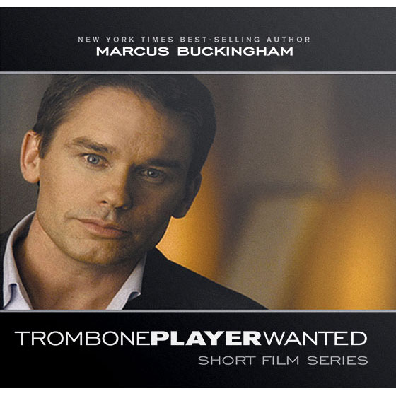 Image of Trombone Player Wanted Short Film Series