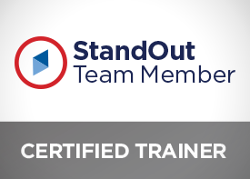 Image of StandOut Team Member certified trainer