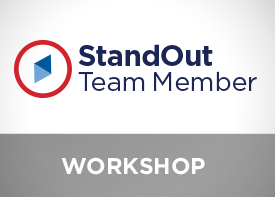 Image of StandOut Team Member workshop