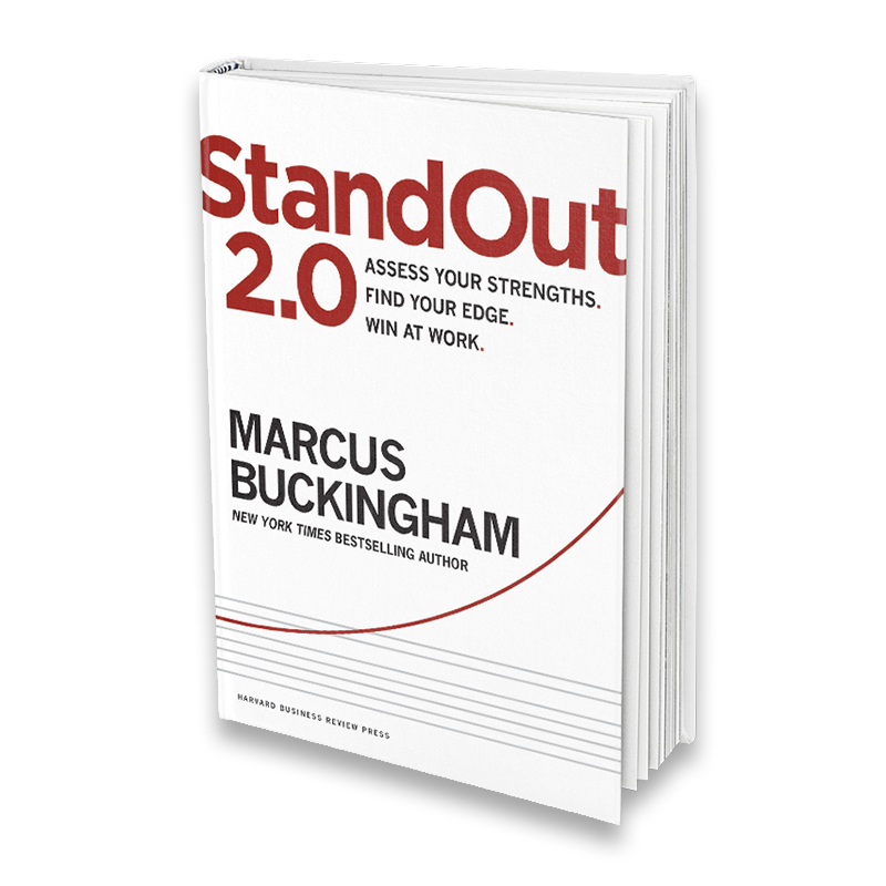 Image of StandOut 2.0 book cover