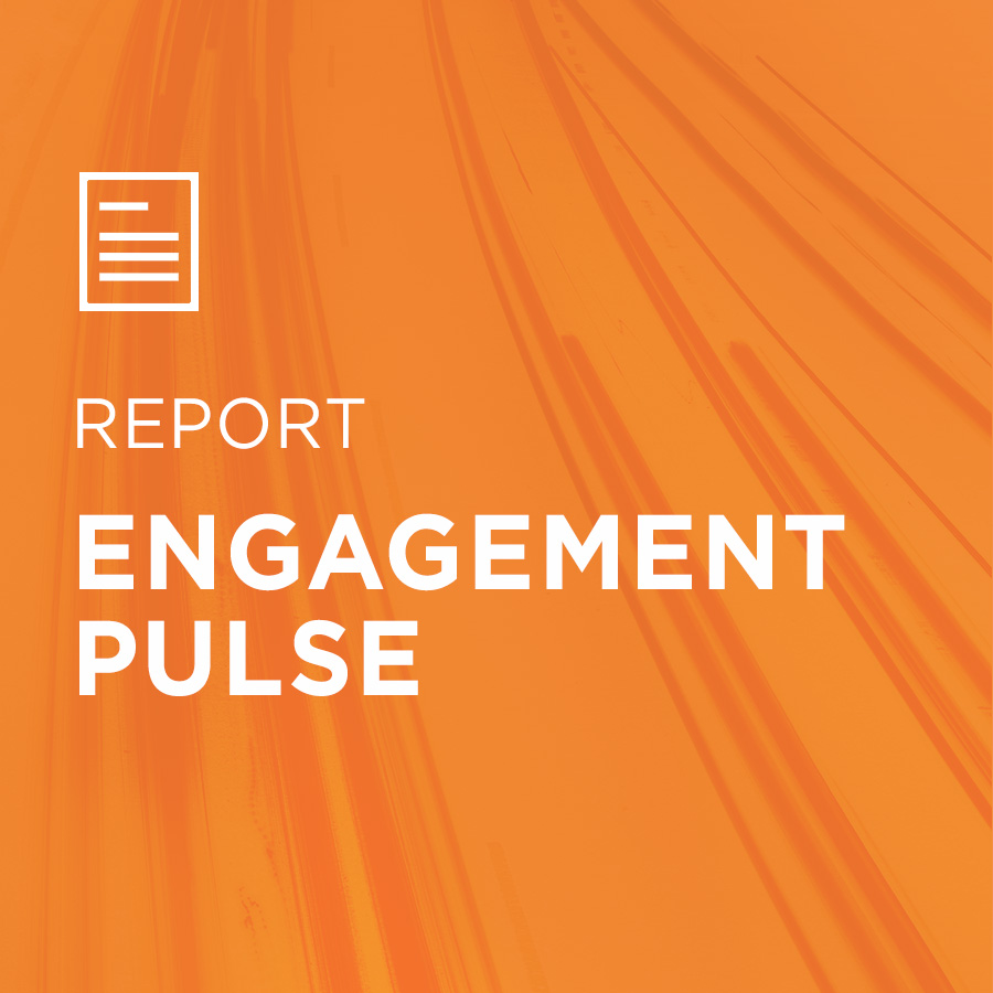 Image for Engagement Pulse portfolio entry