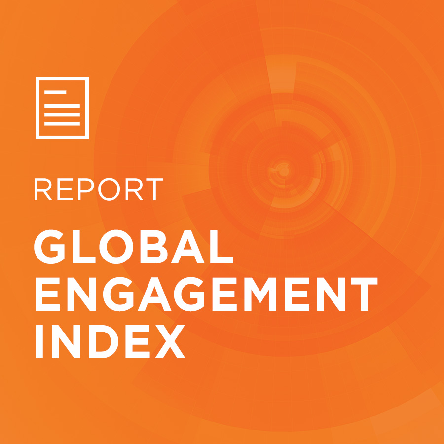 Image for Global Engagement Index portfolio entry
