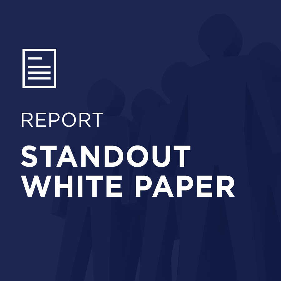 Image for StandOut White Paper portfolio entry
