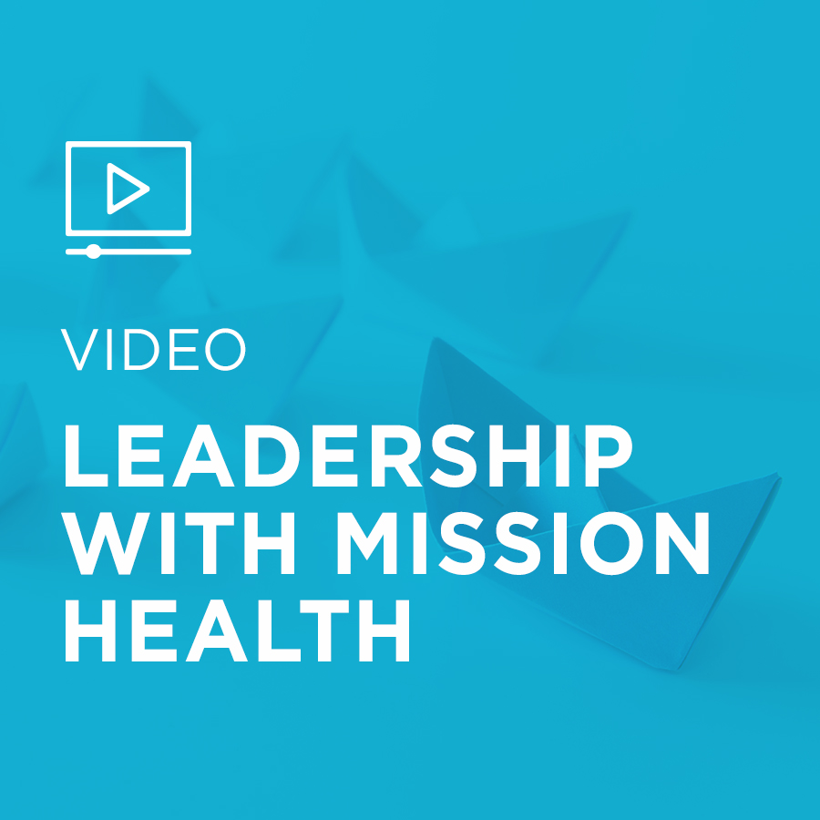 Image for Leadership With Mission Health portfolio entry