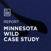 Image for Minnesota Wild Case Study portfolio entry