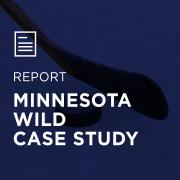 Image for Minnesota Wild Case Study portfolio entry