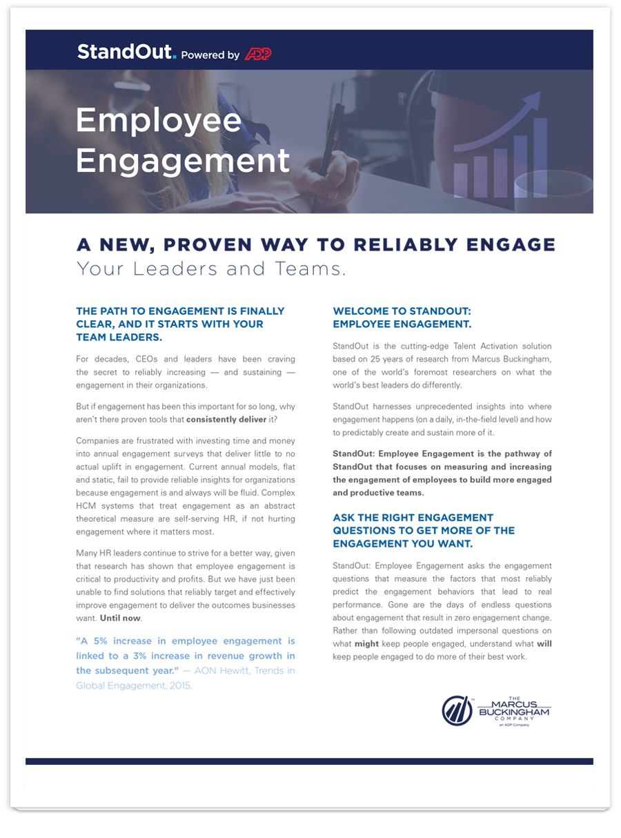 Image of Employee Engagement PDF