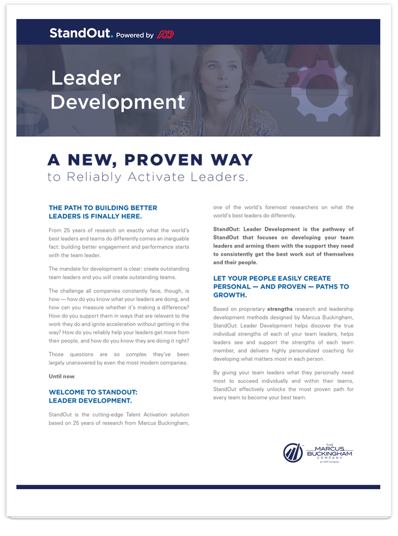 Image of Leader Development PDF