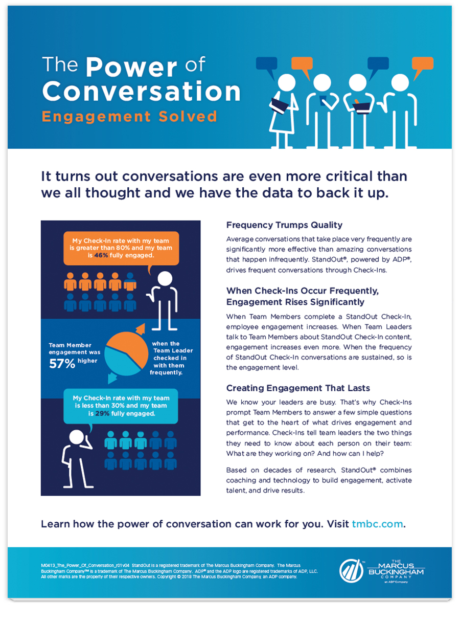 Image of The Power of Conversation PDF