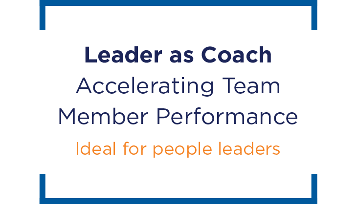 Leader as Coach image featured on Coaching page.