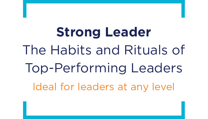 Strong Leader image featured on Coaching page.