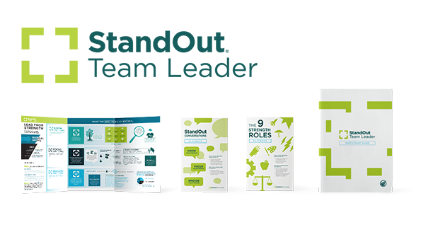 Featured design image for StandOut Team Leader.