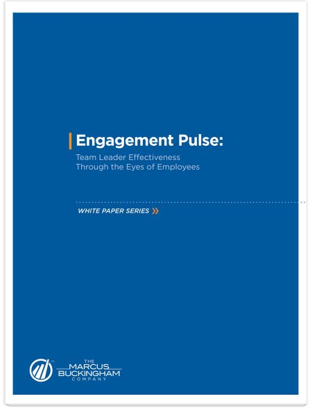 Image of Engagement Pulse PDF.