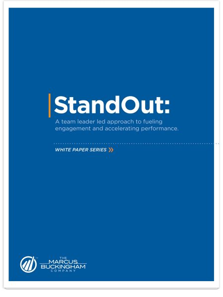 Image of StandOut White Paper Series PDF.